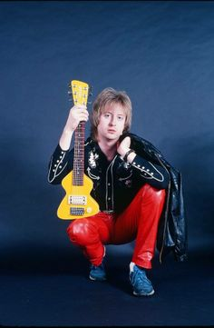 James Honeyman~Scott
