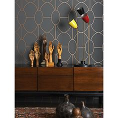 Buy Cole & Son Riviera Wallpaper Online at johnlewis.com