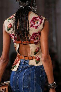 Alexander Mcqueen, Frühjahr/Sommer 2018, Paris, Womenswear