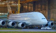 Airbus A 390 .
