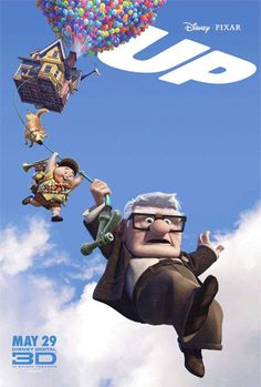 Up. It's a really cute movie