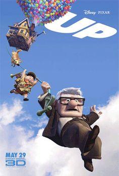 Up.  Pixar movie (2009)