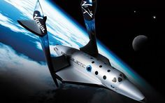 Virgin Galactic: Out of this world...Literally