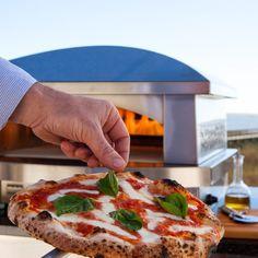 Kalamazoo Artisan Fire Outdoor Pizza Oven & Pizza Station | Williams Sonoma