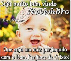 Pinkbelezura: Bem vindo Novembro!!!!!!