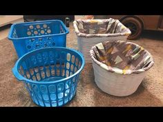 59 Trendy Ideas Home Decored Diy Dollar Stores Laundry Baskets Diy Shoe Storage, Diy Storage Boxes, Toy Storage, Storage Baskets, Storage Ideas, Diy Nursery Decor, Nursery Storage, Nursery Ideas, Nursery Furniture