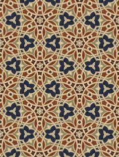 Pattern love ~ Patterson Encaustic tile