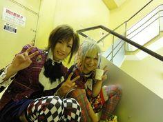Kanna and Haru