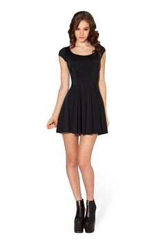 Evil Cheerleader Dress 2.0 by Black Milk Clothing $120AUD