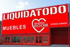 muebles BOOM A Coruña - Avda. Nicasio Perez 7 - Ferrol (Poligono La Gandara) - Tienda Online: www.mueblesboom.com