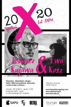 Inspiring lectures in Cracow School of Art and Fashion Design. #KSAkrakow #krakow