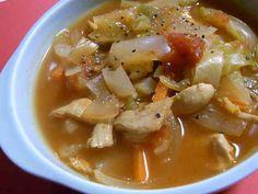 短期痩せる脂肪燃焼温野菜ダイエットスープの画像