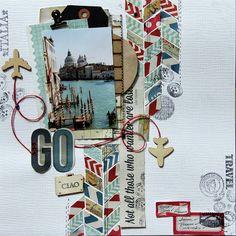 Paper Boutique Scrapbooking Studio: GO. - Milagros C Rivera