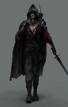 Random Fantasy/RPG artwork I find interesting,(*NOT MINE) from Tolkien to D&D. Fantasy Warrior, Fantasy Male, Fantasy Rpg, Fantasy Artwork, Fantasy Character Design, Character Design Inspiration, Character Concept, Character Art, Concept Art