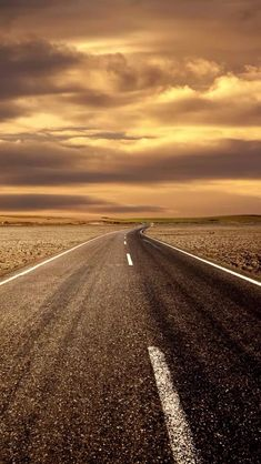 Road #iPhone #5s #Wallpaper