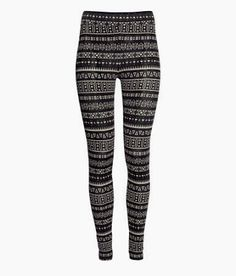 My Crafty Collections: Bargain Bin - 50% Off Select Items at Hollister and H&M - Jersey Leggings are only $6.45!