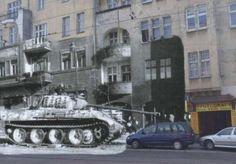 Wraki czołgów na terenach polskich w czasie i po zakończeniu drugiej wojny III - Joe Monster