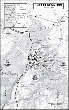 hurtgen forest 1944 - Google Search