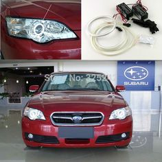 For Subaru Legacy Liberty 2003-2006 Excellent Ultrabright headlight illumination CCFL Angel Eyes kit Halo Ring angel eyes kit - http://www.aliexpress.com/item/For-Subaru-Legacy-Liberty-2003-2006-Excellent-Ultrabright-headlight-illumination-CCFL-Angel-Eyes-kit-Halo-Ring-angel-eyes-kit/32298132360.html