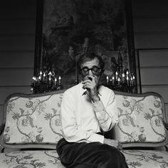 Woody Allen | by Antoine Le Grand