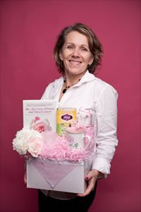 My name is Linda Fisher, and the idea for my Gift Baskets came to me after undergoing a double mastectomy in January 2003. Through my time of healing, I received many flowers and cards. However, when my family and friends saw the discomfort that followed my surgery... #giftbaskets http://recoverwithangels.com
