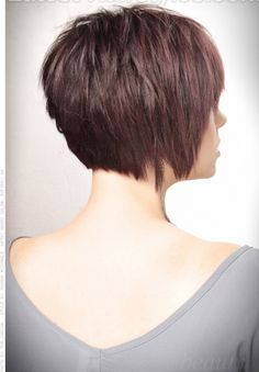 Short bob hairstyles are cute, chic and really stylish! So in this gallery we have collected Pretty Short Bob Hairstyles of 2016 that can inspire you to go. Short Choppy Haircuts, Short Bob Hairstyles, Hairstyles Haircuts, Trending Hairstyles, Hairstyles Pictures, Layered Hairstyles, Medium Hairstyles, Haircut Short, Hairstyle Short