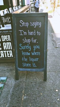 """pennsylvania-prep: """"sweettea-southernbee: """" Literally love walking downtown just to read this bar's signs """" local whiskey sucks but their signs are always on point """""""