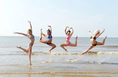 Dancers from Phil Winstons Theatreworks take a break from their studies to take…