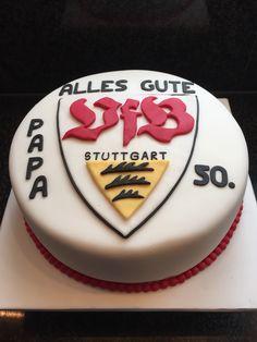 VfB Stuttgart Birthday cake