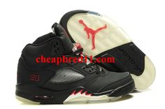 "outlet store 64e04 b05db Buy Top Sale Air Jordan 5 Retro ""Raging Bull"" Black Varsity Red Online from  Reliable Top Sale Air Jordan 5 Retro ""Raging Bull"" Black Varsity Red Online  ..."