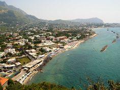 spiaggia di San Francesco #forio