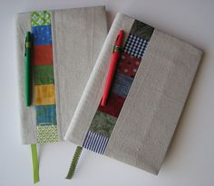 Covered Journals by Renee63, via Flickr