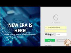 Видео от партнера! GS Mining Обзор Регистрация  Майнинг Криптовалюты  Ка...