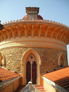 Image result for moorish architecture portugal
