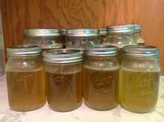Traditional Bone Broth. Get ready for winter! Perfect for homemade soups, gravies, or to cook rice or quinoa.