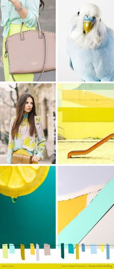 love print studio blog: Colour crush... moodboard, color palette