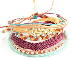 Shore Break Pack Fall Style Pack at Pura Vida Bracelets. DISCOUNT: DERKS10 works every time!