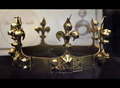 Crown, Hungary, 14c @ Hungarian National Museum
