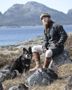 """djuune: """"Look at theeem! I'm a lucky one. Thor, Adventure Novels, Adventure Awaits, Viking Reenactment, Scruffy Men, Early Middle Ages, Norse Vikings, Viking Age, Anglo Saxon"""