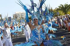 Secret Tenerife: Los Cristianos (Arona) Carnaval 2016