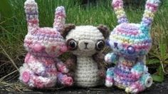 crochet tutorial amigurumi - YouTube