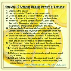 The wonders of lemons! Natural Cures, Natural Healing, Natural Beauty, Health And Nutrition, Health And Wellness, Smart Nutrition, Health Advice, Lemon Juice Benefits, Fruit Benefits