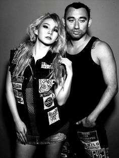 @formichetti: we love CL!! @diesel gang for Dazed korea shoot today in NYC. get ready! xxxxx n #2ne1 #CL #KOREA