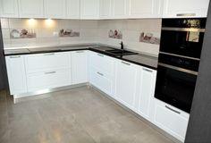 Kitchen Cabinets, Home Decor, Granite, Restaining Kitchen Cabinets, Homemade Home Decor, Kitchen Base Cabinets, Interior Design, Home Interiors, Decoration Home