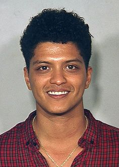 Pop star Bruno Mars was arrested in September 2010 after police found him in possession of 2.6 grams of cocaine after a Las Vegas nightclub performance.