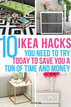 10 DIY IKEA Hacks That Will Save You A Ton Of Money