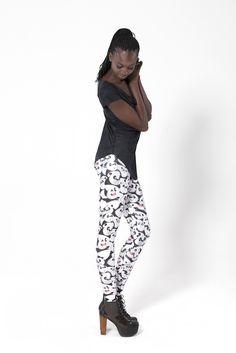 33ec1cd6 7 Best Leggings images | Geek fashion, Nerdy, Over knee socks