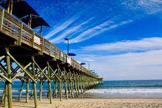 The Pier at Garden City Beach Garden City Beach, Beach Gardens, Beach Condo, Beach Bum, Great Places, Places Ive Been, Vacation Spots, South Carolina, Water