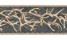 Country TA39015B Wallpaper Border