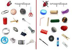 Découvrir les objets - Fofy à l'école